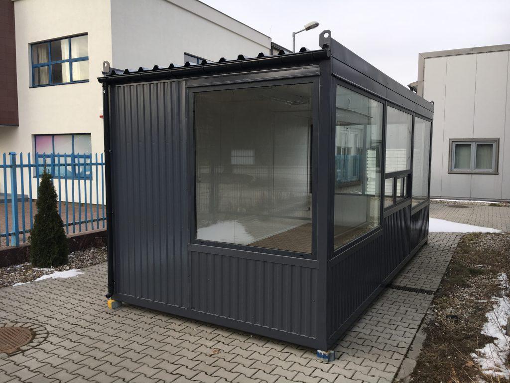 Kontener – ekspozycyjny 16 900 zł netto